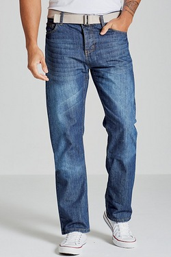 TG Loose Fit Denim Jeans