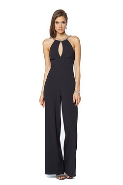Lipsy Jewel Strap Jumpsuit