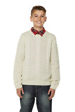 Boys Bellfield Knitted Jumper