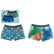 Boys' Avengers Pack Of 2 Boxers