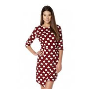 Poppy Lux Nancy Heart Dress