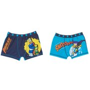 Boys' Simpsons Pack Of 2 Boxers