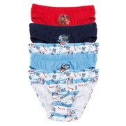 Boys' Jake The Pirate Pack Of 5 Briefs