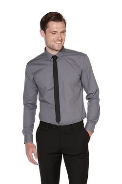 Skopes Slim Fit Shirt With Skinny T...