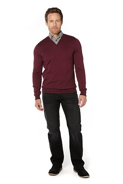 Thomas Gee Mock Layer Jumper