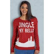 Brave Soul Jingle Bells Christmas J...