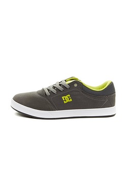 Boys' DC Crisis TX Trainer - Grey/G...
