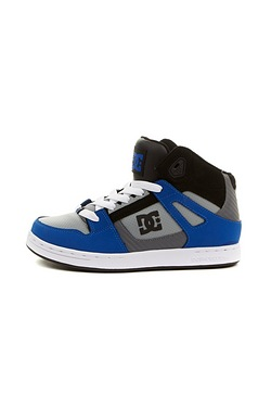 Boys' DC Rebound High-Top Trainer