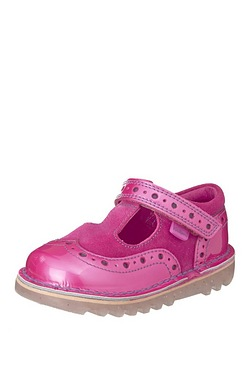 Girls Kickers T-Brogue