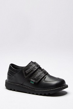 Boys Kickers Sneakrise Lo Shoe