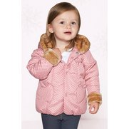 Girls' Padded Coat