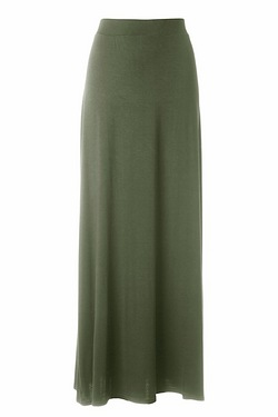 Be You A-Line Maxi Skirt