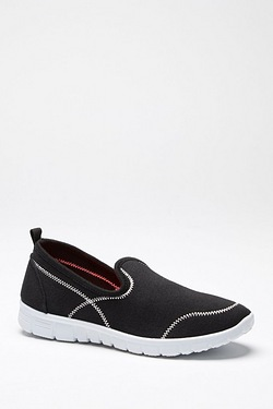 Be You Memory Foam Sporty Slip On