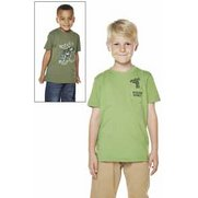 Younger Boys' Pack Of 2 T-Shirts