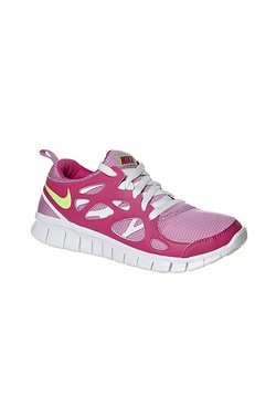 Girls Nike Free Run 2 Trainer
