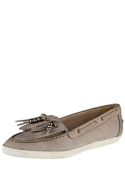 Firetrap Gianna Fringed Loafer