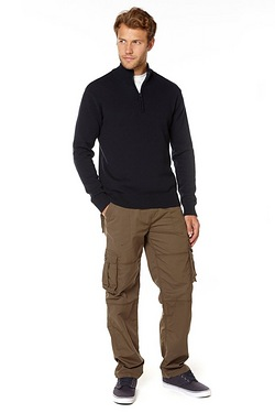 TG Quarter Zip Jumper