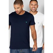 Emporio Armani 2 Pack T-Shirts