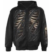 Bone Rips Full Zip Hoody