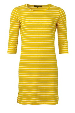 Be You Breton Stripe Dress