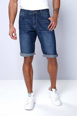 Twisted Gorilla Denim Shorts