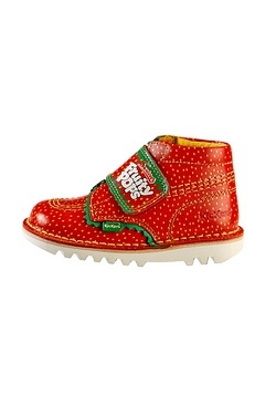 Girls Kickers Fruity Pops Boots