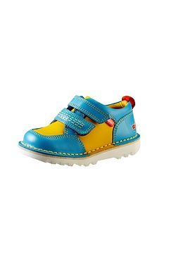 Boys Kickers Refreshers Shoes
