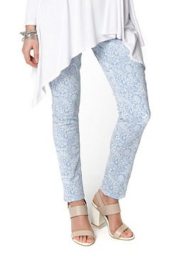 Be You Aimee Coloured Skinny Jean -...
