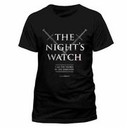 Men's Game Of Thrones Night's Watch...