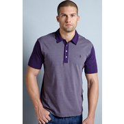Original Penguin Printed Diamond Polo