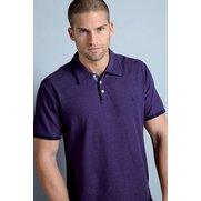 Original Penguin Tri Colour Mearl Polo