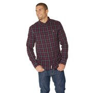 Oringinal Penguin Box Plaid Flannel...