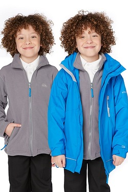 Boys Trespass Prime 3 in 1 Jacket