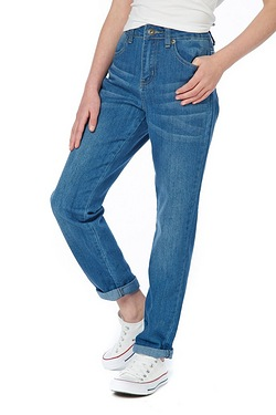 Girls Relaxed Fit Jeans