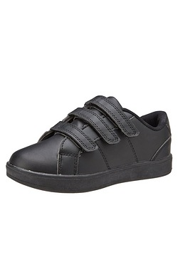 Boys Casual Velcro Strap Shoe