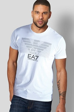 EA7 Eagle Logo T-Shirt