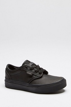 Boys Vans Atwood Triple Leather Loo...