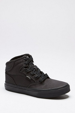 Boys Vans Winston Hi Top