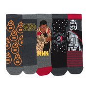 Pack Of 5 Socks - Star Wars