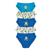 Pack Of 5 Briefs - Minions