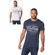 Firetrap Pack Of 2 T-Shirts