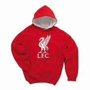 Boys Liverpool Fleece Hoody