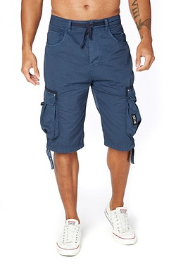 Crosshatch Cargo Short