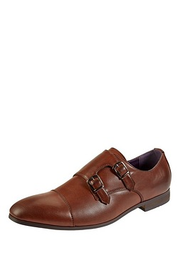 Thomas Gee Monk Strap Shoe