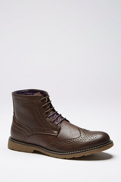 Twisted Gorilla Brogue Boot