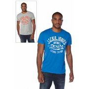 Jack & Jones Pack Of 2 T-Shirts