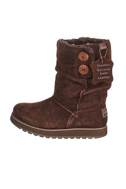 Skechers Keepsakes Button Boot