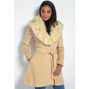 Lipsy Michelle Keegan Princess Coat