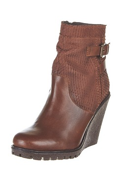 Ravel Wedge Buckle Boot
