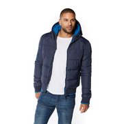 Crosshatch Padded Jacket